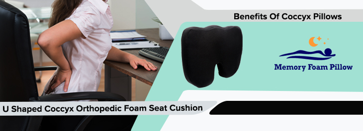 How to Use U Shaped Coccyx Orthopedic Foam Seat Cushion
